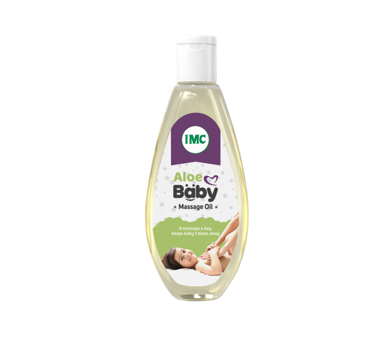 ALOE BABY MASSAGE OIL
