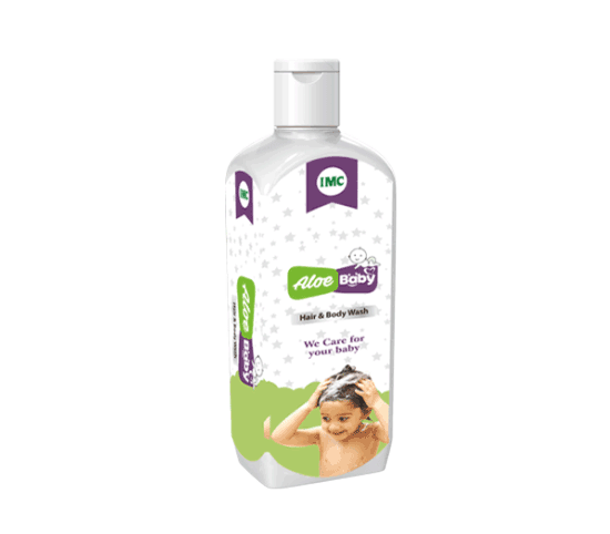 ALOE BABY HAIR AND BODY WASH