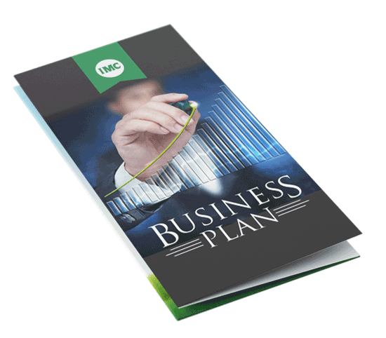 BUSINESS PLAN LEAFLET SET OF 12 PCS