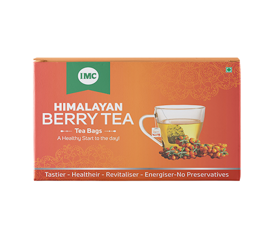 HIMALAYAN BERRY DIP TEA
