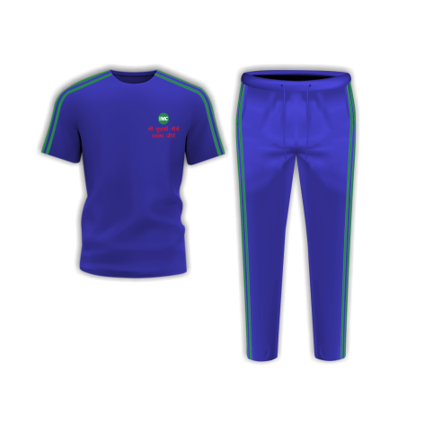 T SHIRT AND TRACK PANT SET
