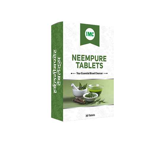 HERBAL NEEM PURE TABLETS