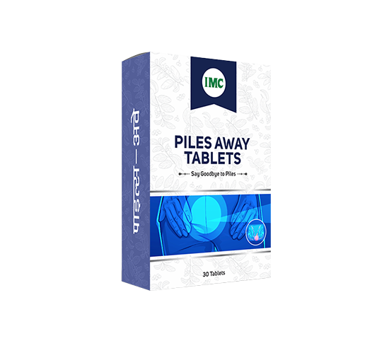 PILES AWAY TABLETS