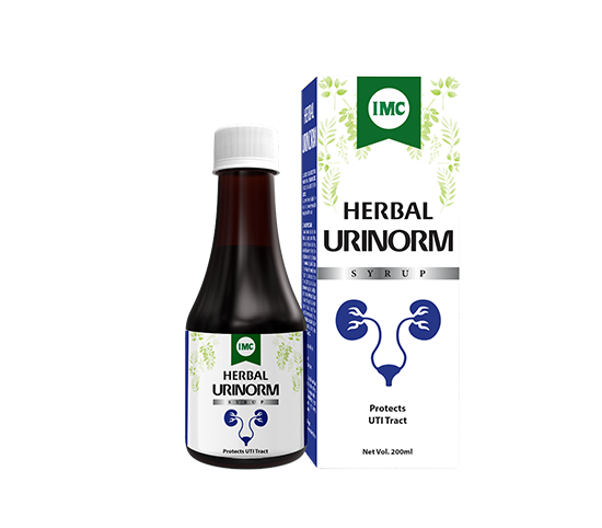 HERBAL URINORM SYRUP