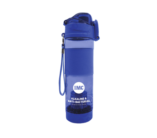 ALKALINE ANTI BACTERIAL MINERAL WATER BOTTLE