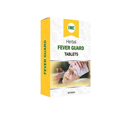HERBAL FEVER GUARD TABLETS