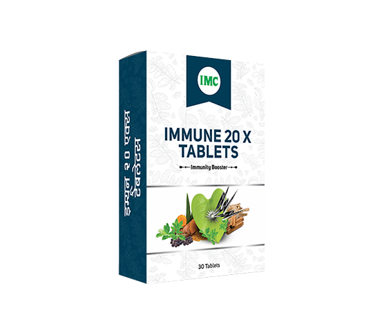 IMMUNE 20 X TABLETS