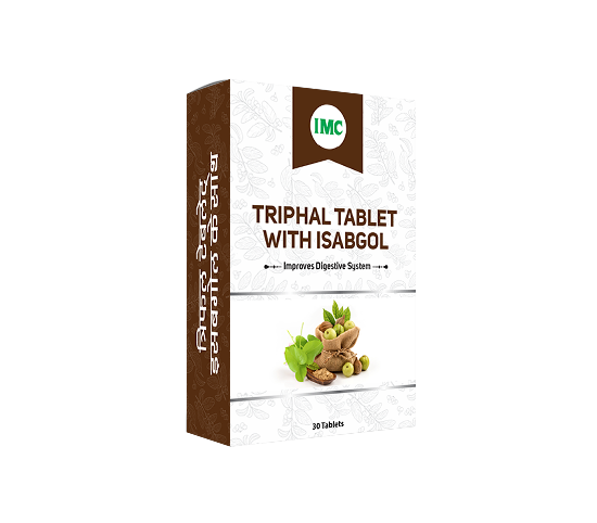 TRIPHAL TABLET WITH ISABGOL