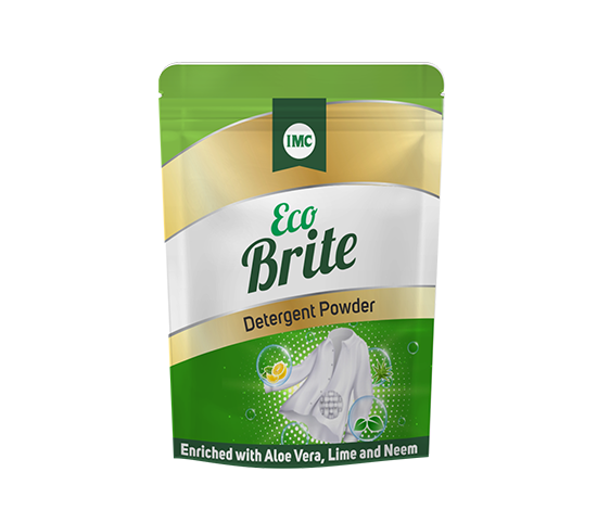ECO BRITE DETERGENT POWDER