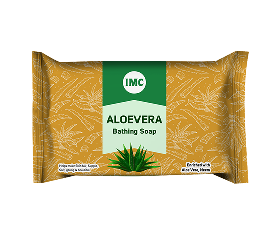 ALOEVERA BATHING SOAP