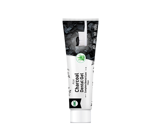 ALOE CHARCOAL DENTAL GEL